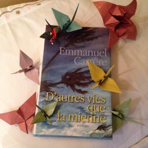 Livre et origami